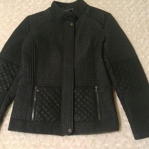 Tribal quilted jacket